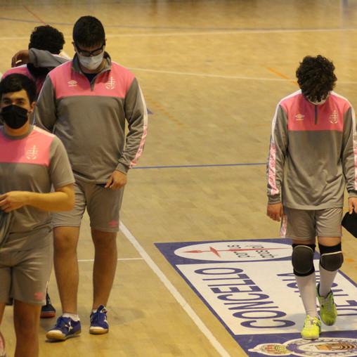 BASE | A Escola Deportiva do Portus Apostoli regresa á competición!