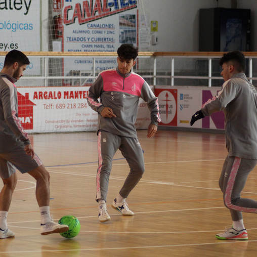 JERUBEX Santiago Futsal-Noia Portus Apostoli FS: un derbi sin salsa… pero con mucho en juego