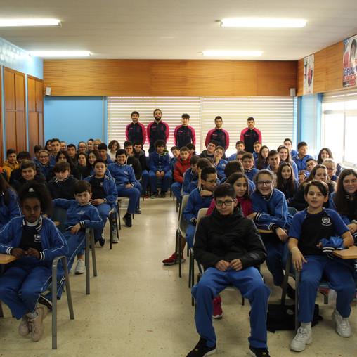 O Noia Portus Apostoli volve á escola