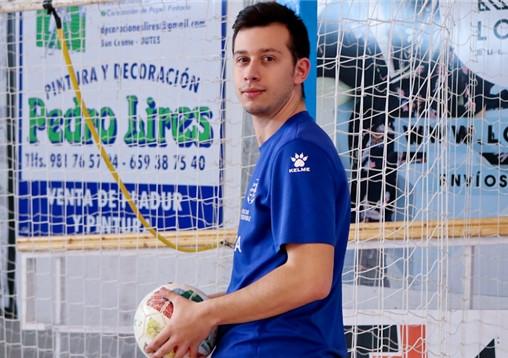 Yago Balsa continuará en Noia como entrenador de porteros