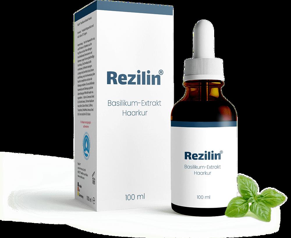 rezilin-test-flasche