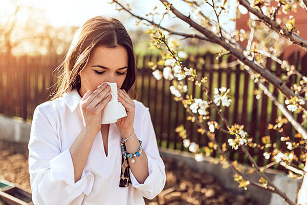 pollenallergie behandeln