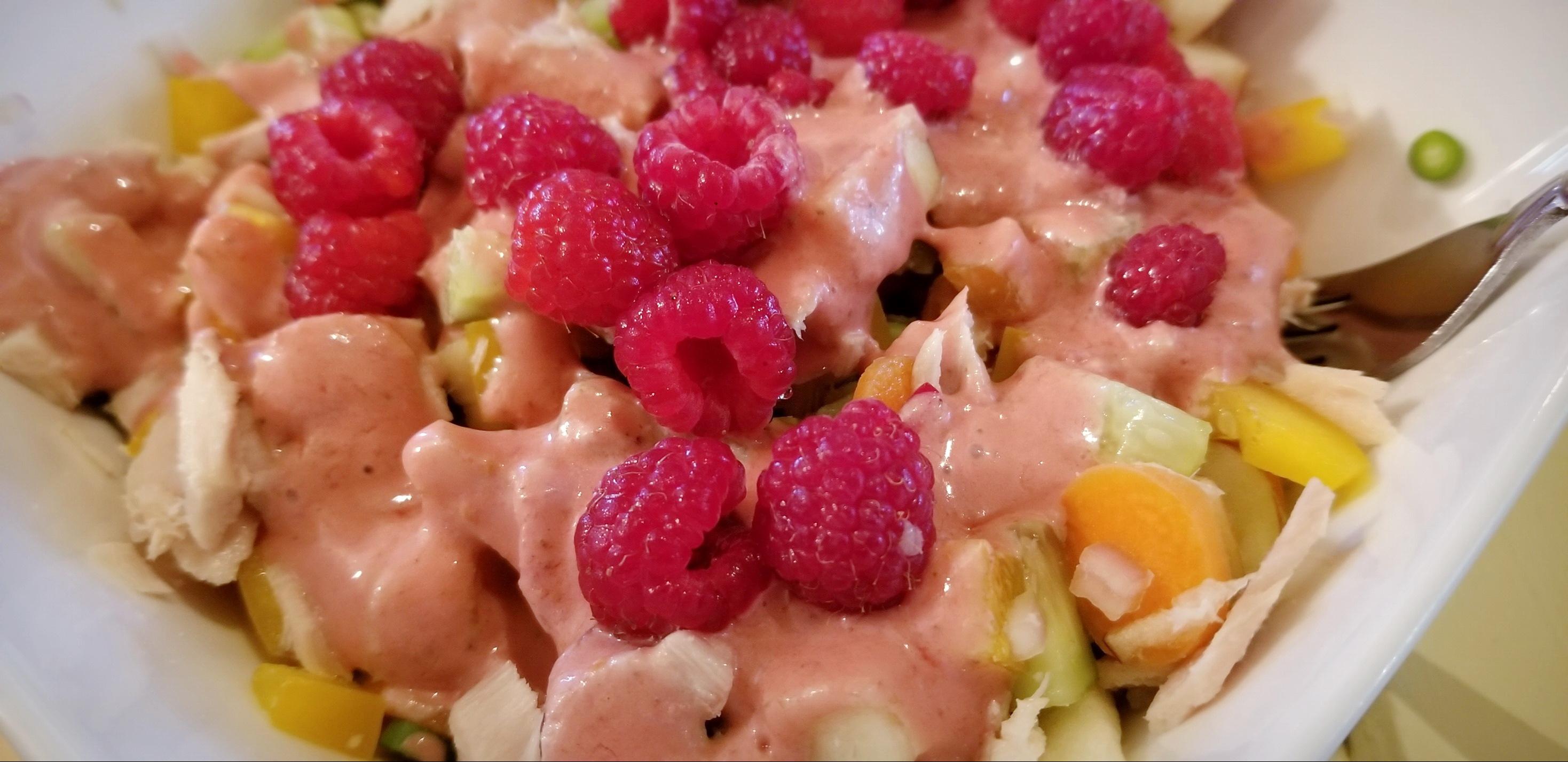 Salade de thon