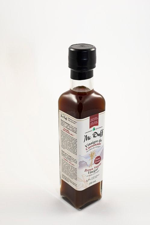Sweet Vinegar