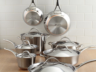 Is your Cookware Toxic? Find Out..