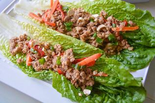 IslandFit Lettuce Wraps
