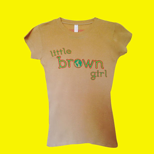 Little Brown Girl Tee