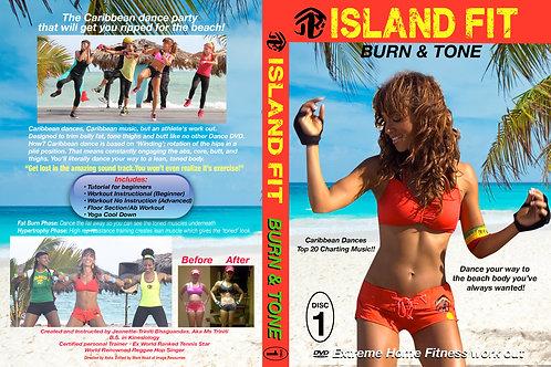 Island Fit 1 DVD