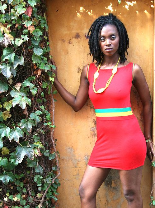 Pan Africa Tube Dress