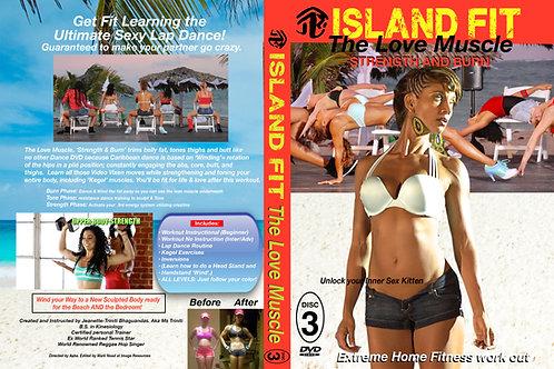 IslandFit 3 DVD