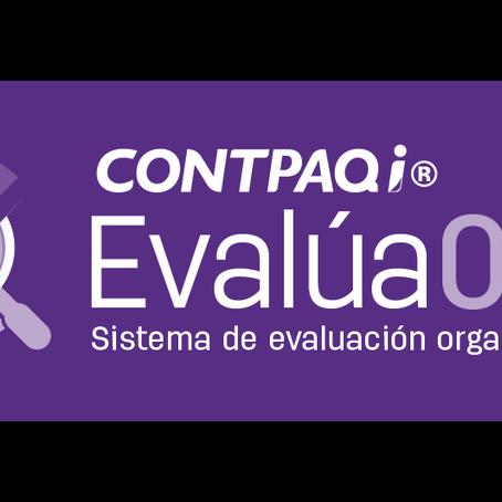 CONTPAQi® Evalúa035 1.1.0.5  Conoce las novedades