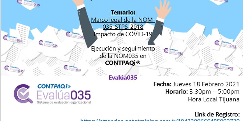 MARCO LEGAL DE LA NOM 035 STPS-2018