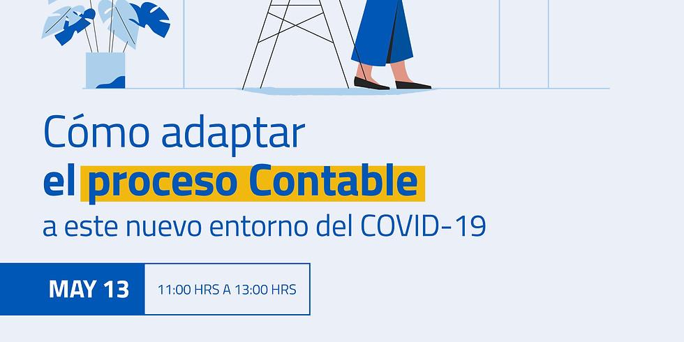 Cómo adaptar el proceso Contable a este nuevo entorno del Covid-19
