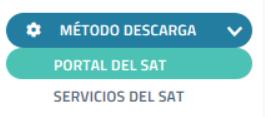 Situaciones con XML en línea Método de Descarga desde el           Portal del SAT