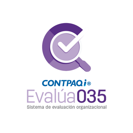 Disponible  CONTPAQi® Evalúa035 1.1.4.4