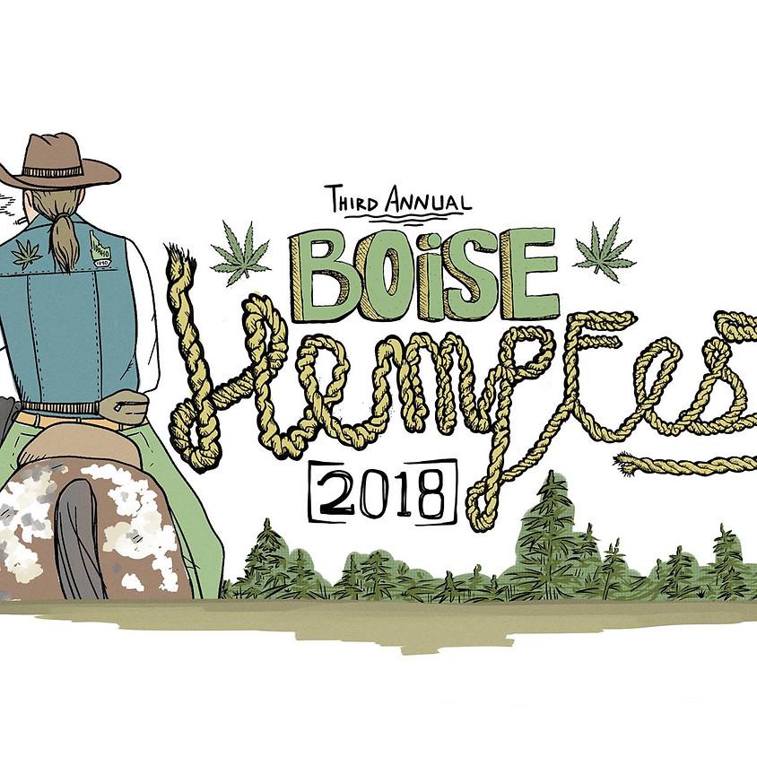 Boise Hempfest 2018