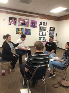 Interns and Mentors