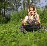 Kassia Yoga Lotus Drum