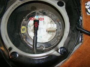 Routine Maintenance: Fuel Pump/ Sending Unit Replacement
