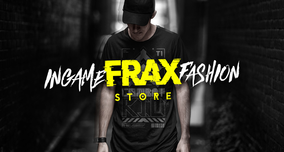Gamer Shirts Hoodies FRAX STORE Ingame Fashion Gaming Merchandise Zocker Shirt