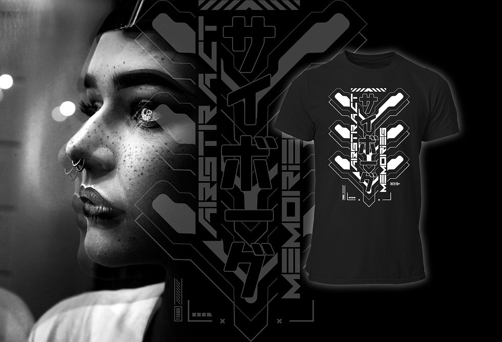 Future Art – Cyberpunk Shirts