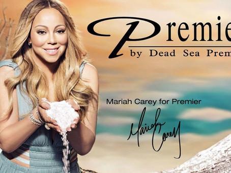 Mariah Carey, nueva embajadora de Premier Dead Sea