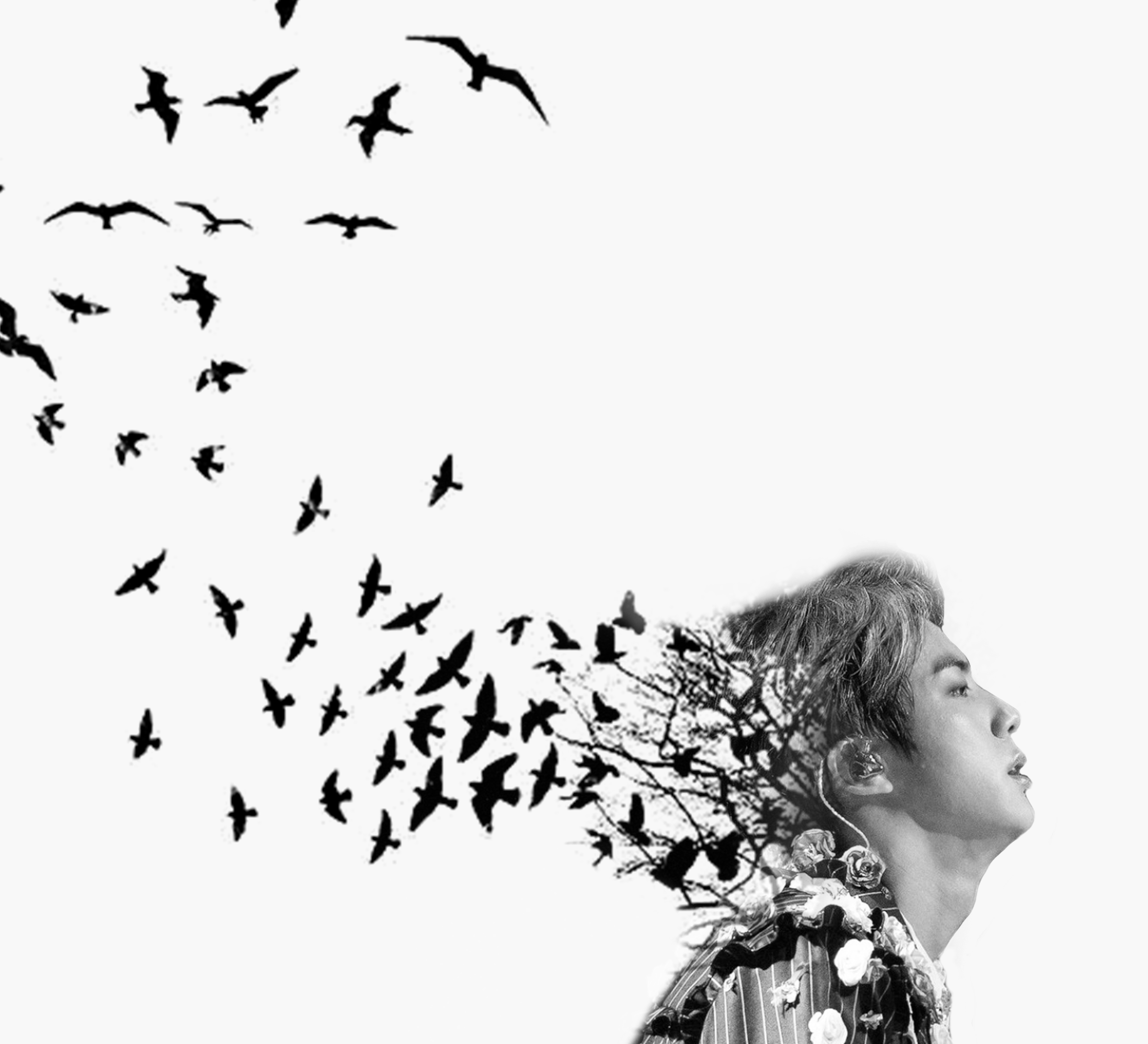 Jin Double Exposure