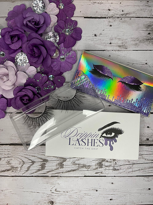 Drip Mink Strength Lashes