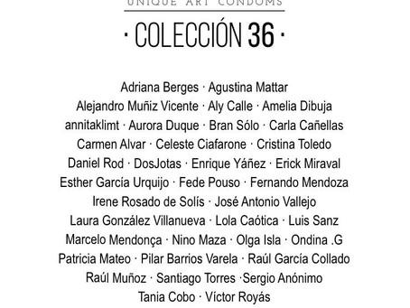 Expo Unicon Colección 36