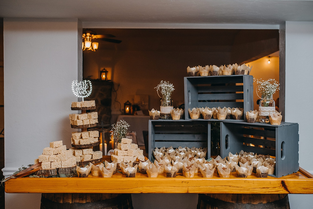 Wedding Dessert, Wedding Cupcakes