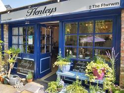 Henleys Hairdressers