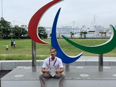 パラリンピックも盛り上がってますね!