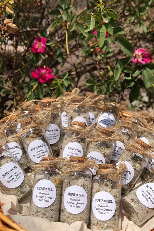 Chamomile Lavender Himalayan Salt Bath Soak