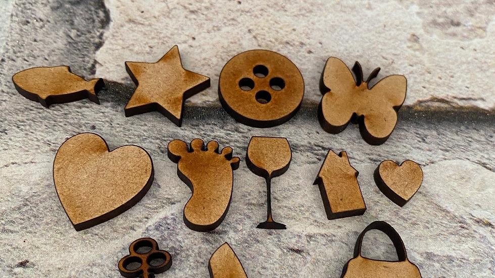 Wooden Embelsihments