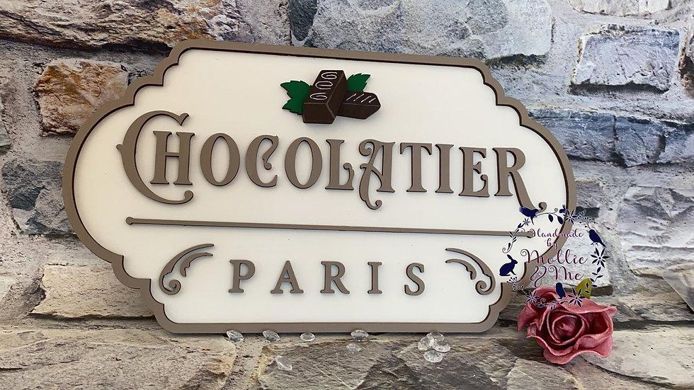Chocolatier Paris