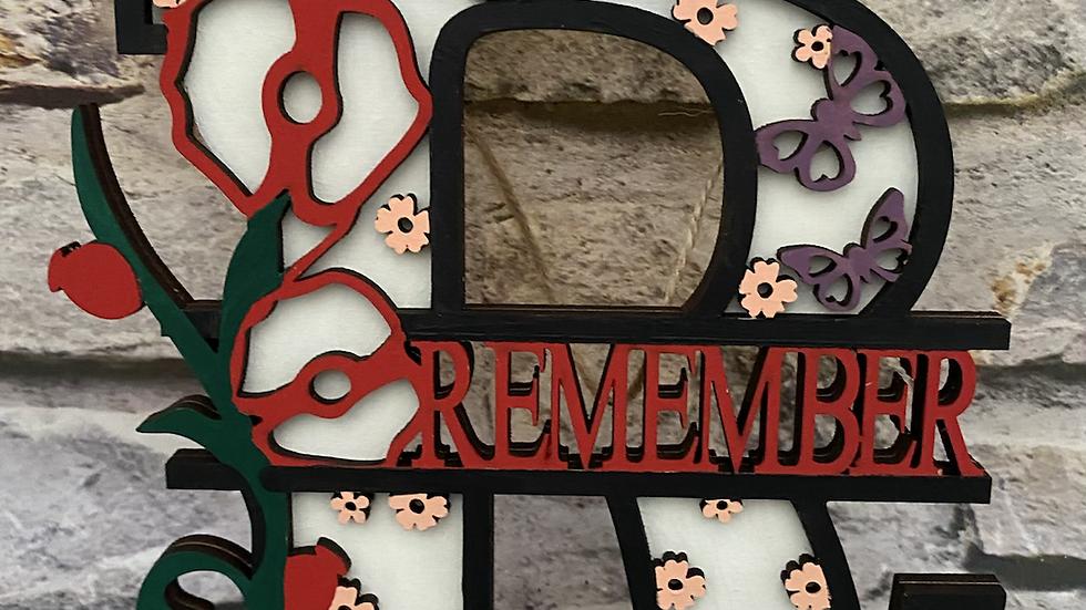 Remember Letter