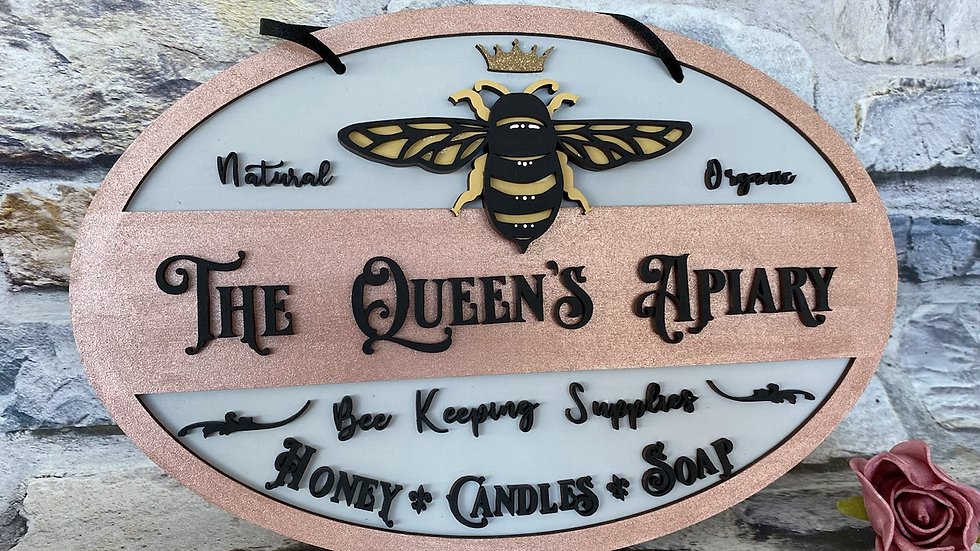 The queens Apiary