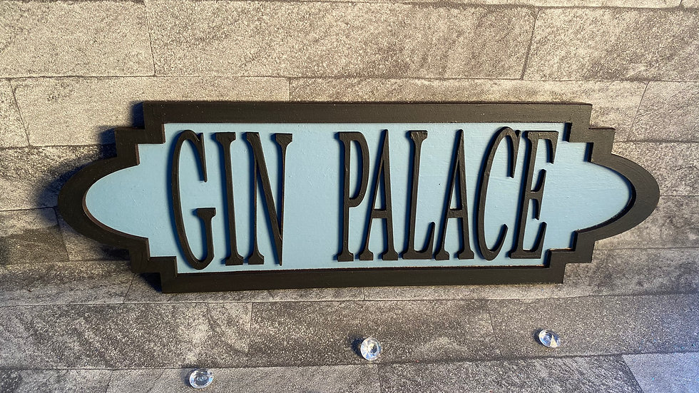 Gin/Vodka/Wine/Beer Palace