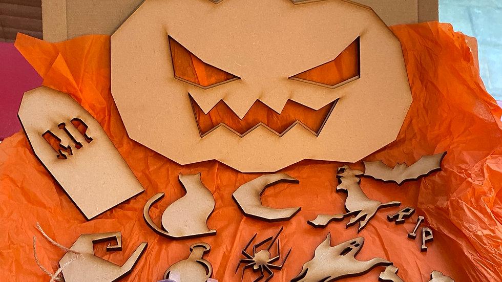 Halloween pack for children