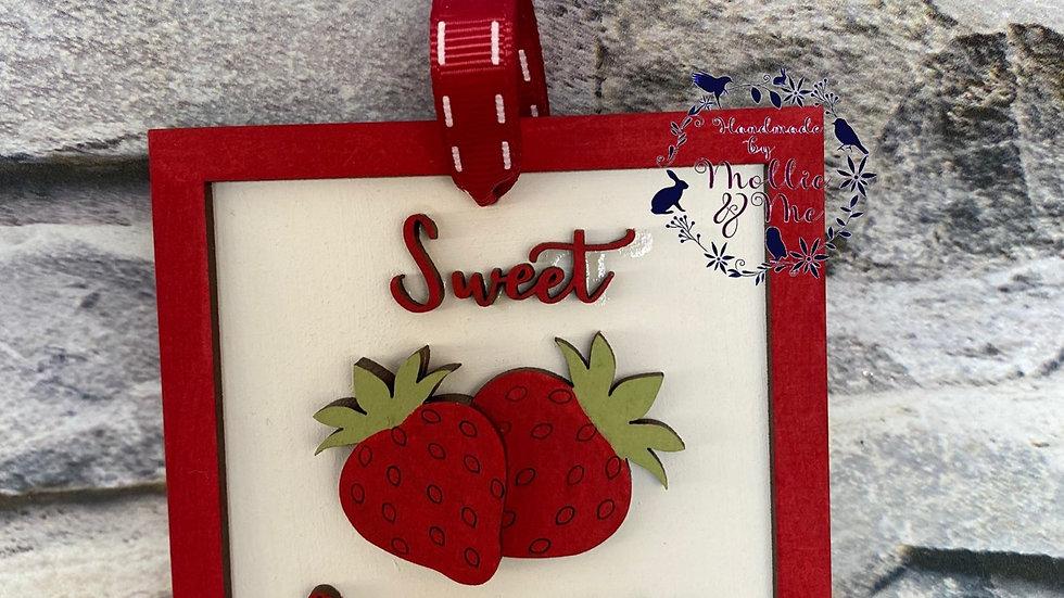 Sweet summertime - strawberry