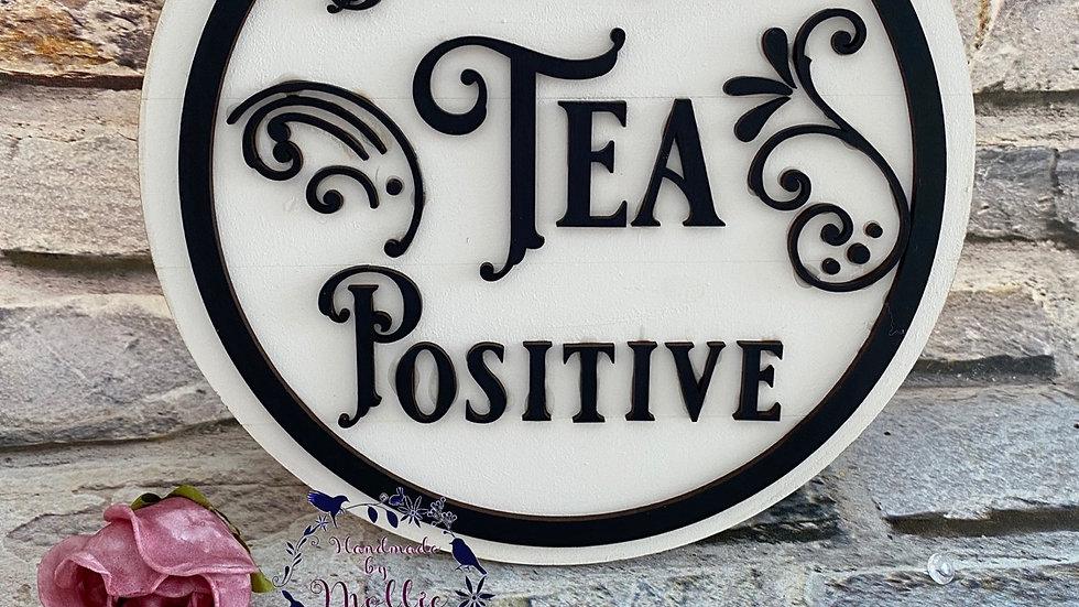 Blood group tea positive