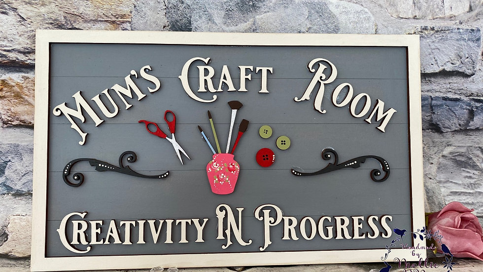 Mum's Craft Room