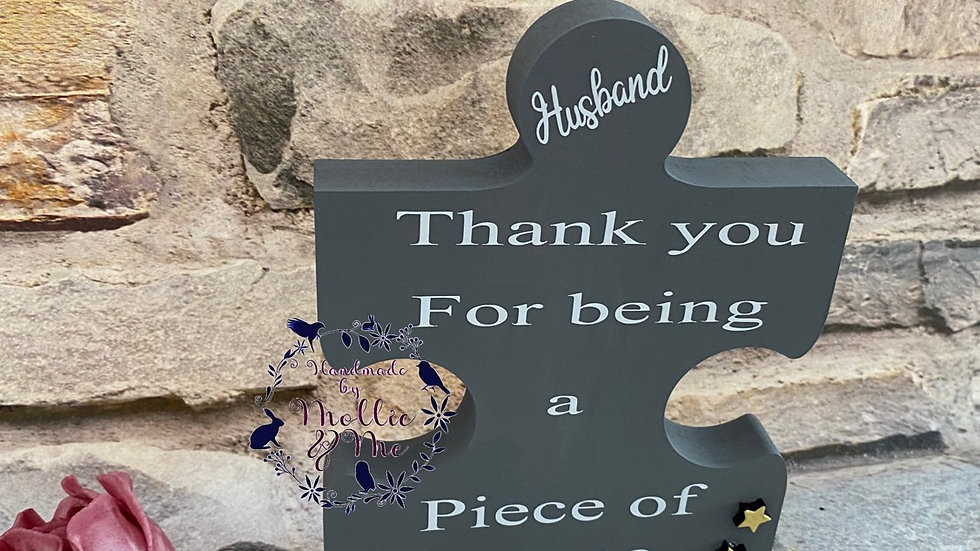 Husband jigsaw
