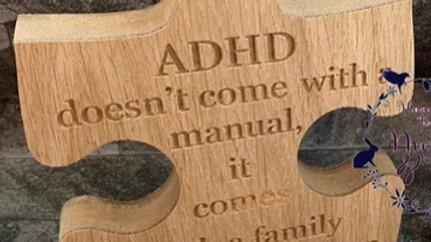 ADHD jigsaw