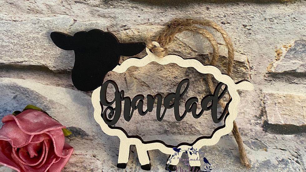 Grandad Sheep