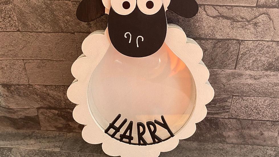 Chocolate fillable Sheep