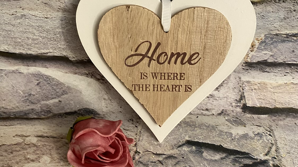 Home double heart