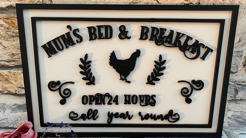 Mums bed & breakfast