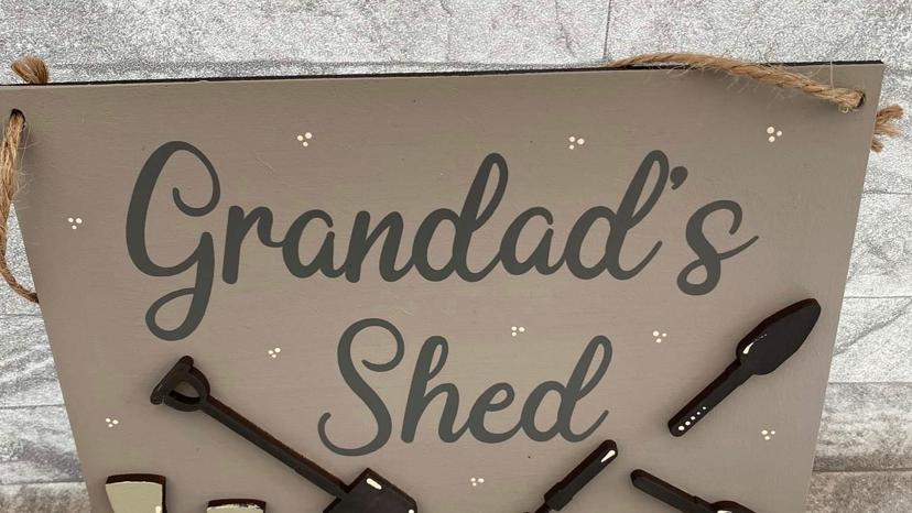 Grandad's Shed
