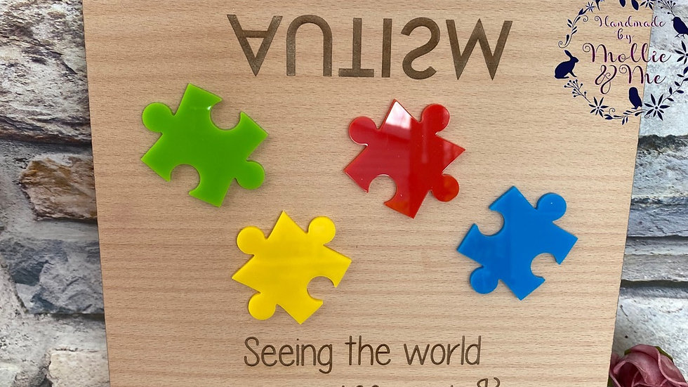 Autism seeing the world from a different side